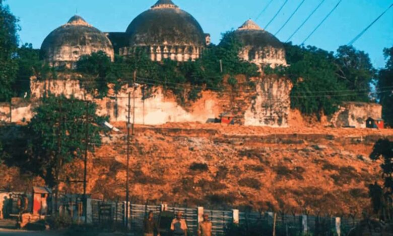Muslims views on Ayodhya land