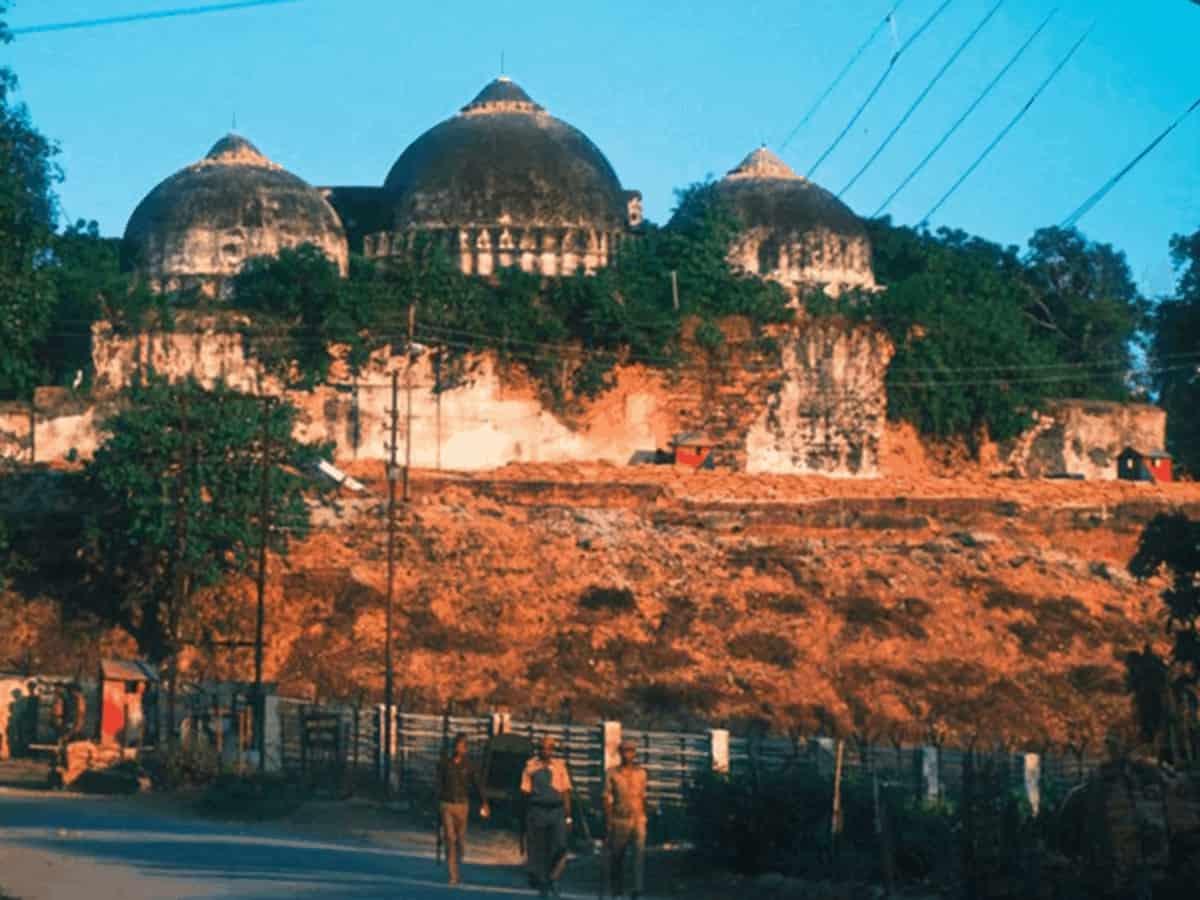 Muslims views on Ayodhya land