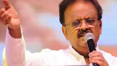 Photo of Playback singer S P Balasubrahmanyam critical, moved to ICU