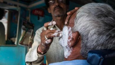 Photo of Barber tests positive for COVID-19 in Hyderabad