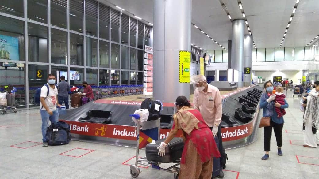 Airport introduces the Matrix system for customs screening
