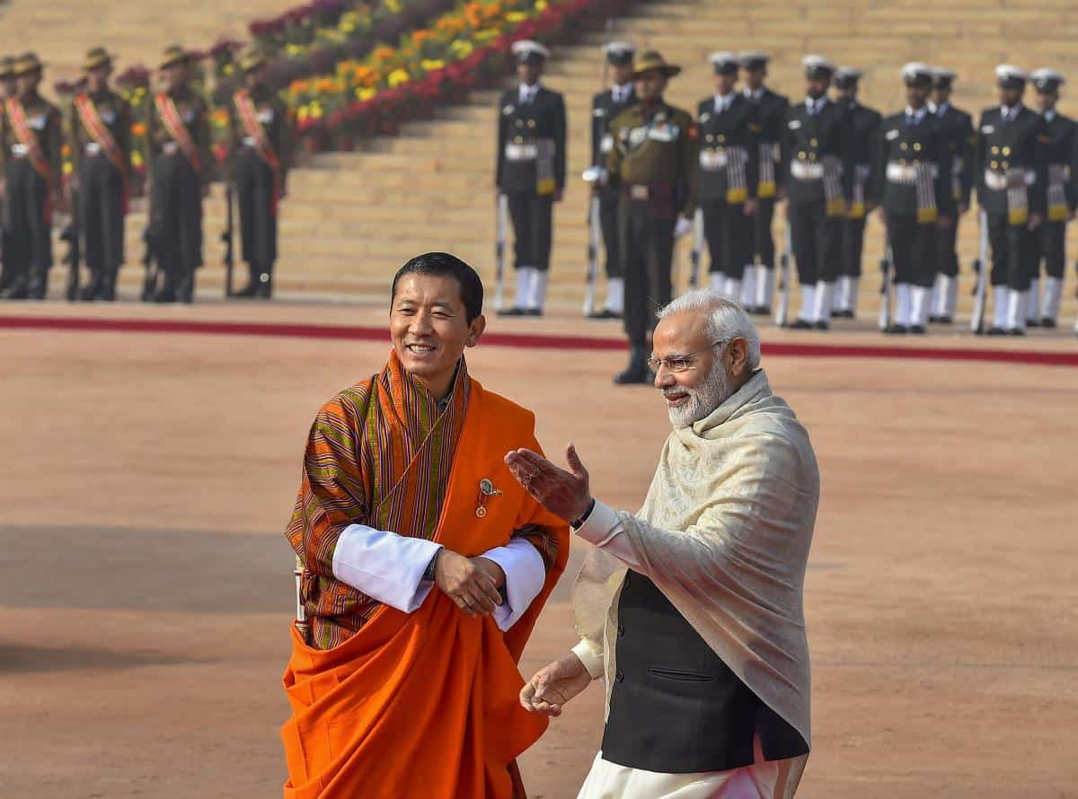 NEW DELHI: After China, Pakistan and Nepal, now Bhutan has also started hassling India. Thimphu has stopped releasing channel water for irrigation alo