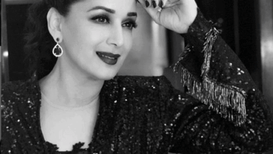 Madhuri Dixit: Candles shining brightest are frontline workers