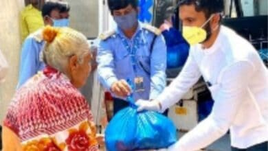 Photo of HES Society distributes essentials to daily wagers in Nacharam