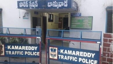 Photo of Suspected COVID-19 victim creates panic; Bhanswada police station sealed