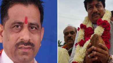 Photo of Big blow to Gujarat Congress, two MLAs resigned from party