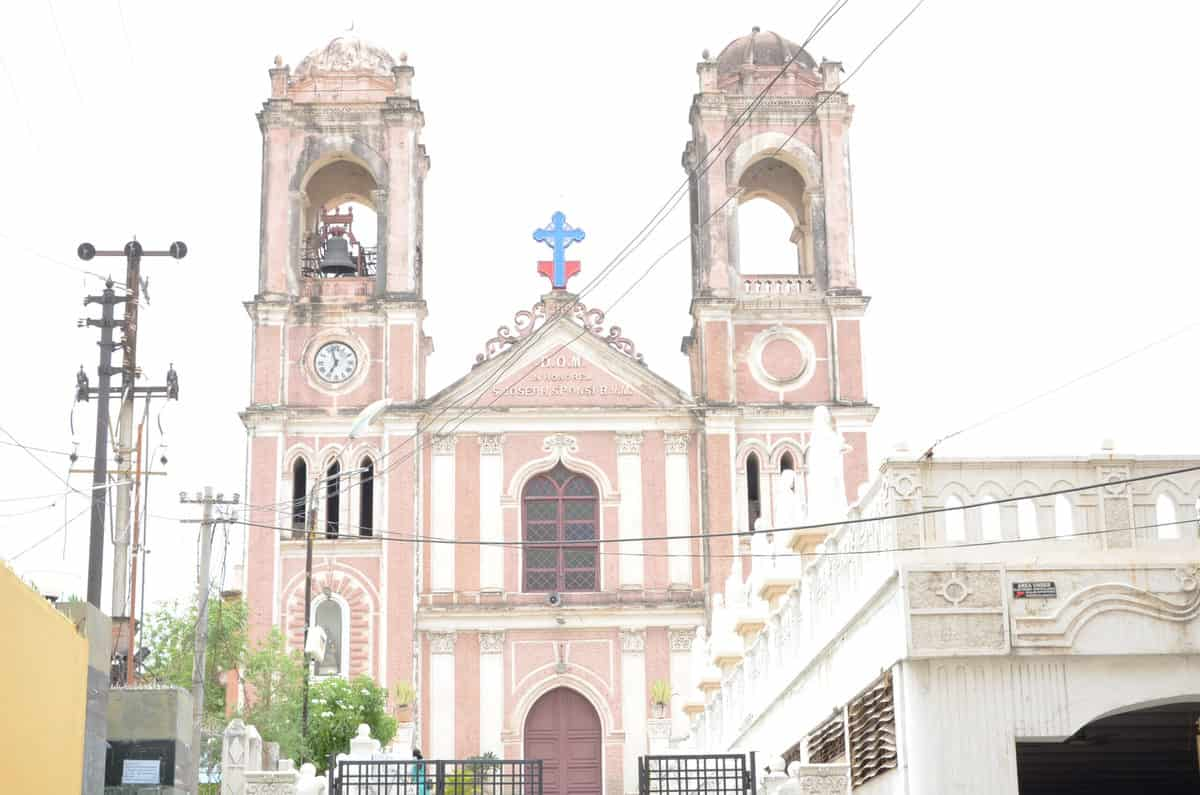 Churches in Hyderabad to remain closed. Photo: Mohammed Hussain
