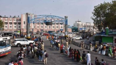 Photo of Hustle bustle returns to railway stations in Hyderabad