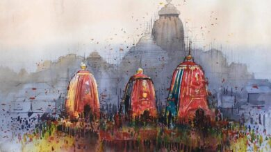Photo of Rath Yatra devotees flout social distancing norms; disciple tests positive ahead of procession
