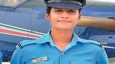 Photo of Tea seller's daughter Anchal Gangwal becomes IAF Pilot
