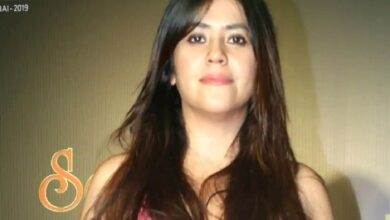 Photo of FIR against Ekta Kapoor for 'obscene web show'