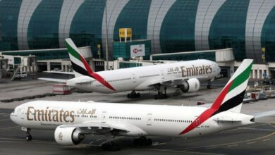 Photo of Emirates temporarily suspends passenger services from Pakistan
