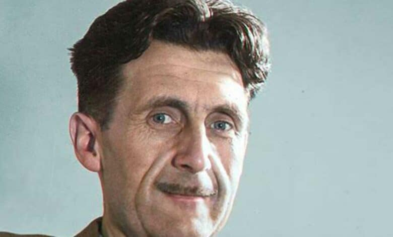 George Orwell's 1984 activated