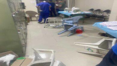 Photo of Hyderabad: Attack on medico sparks tension at Gandhi hospital