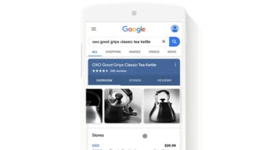 Photo of Google brings free retail listings to main Search page