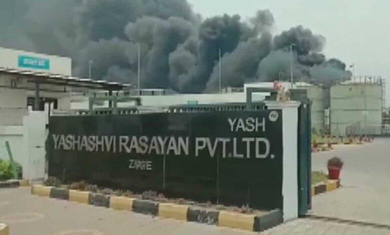 Guj: 5 dead, 40 injured as boiler blast causes fire in factory