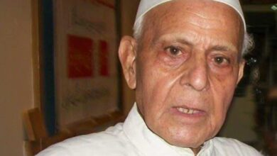 Photo of Gulzar Dehlvi, the spirit of Urdu no more