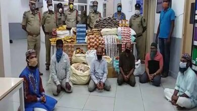 Photo of Hyderabad: Police launches crackdown on illegal gutkha sale
