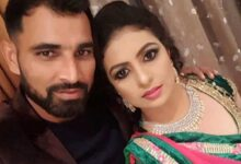 Photo of 25-year-old man held for threatening Mohammed Shami's estranged wife