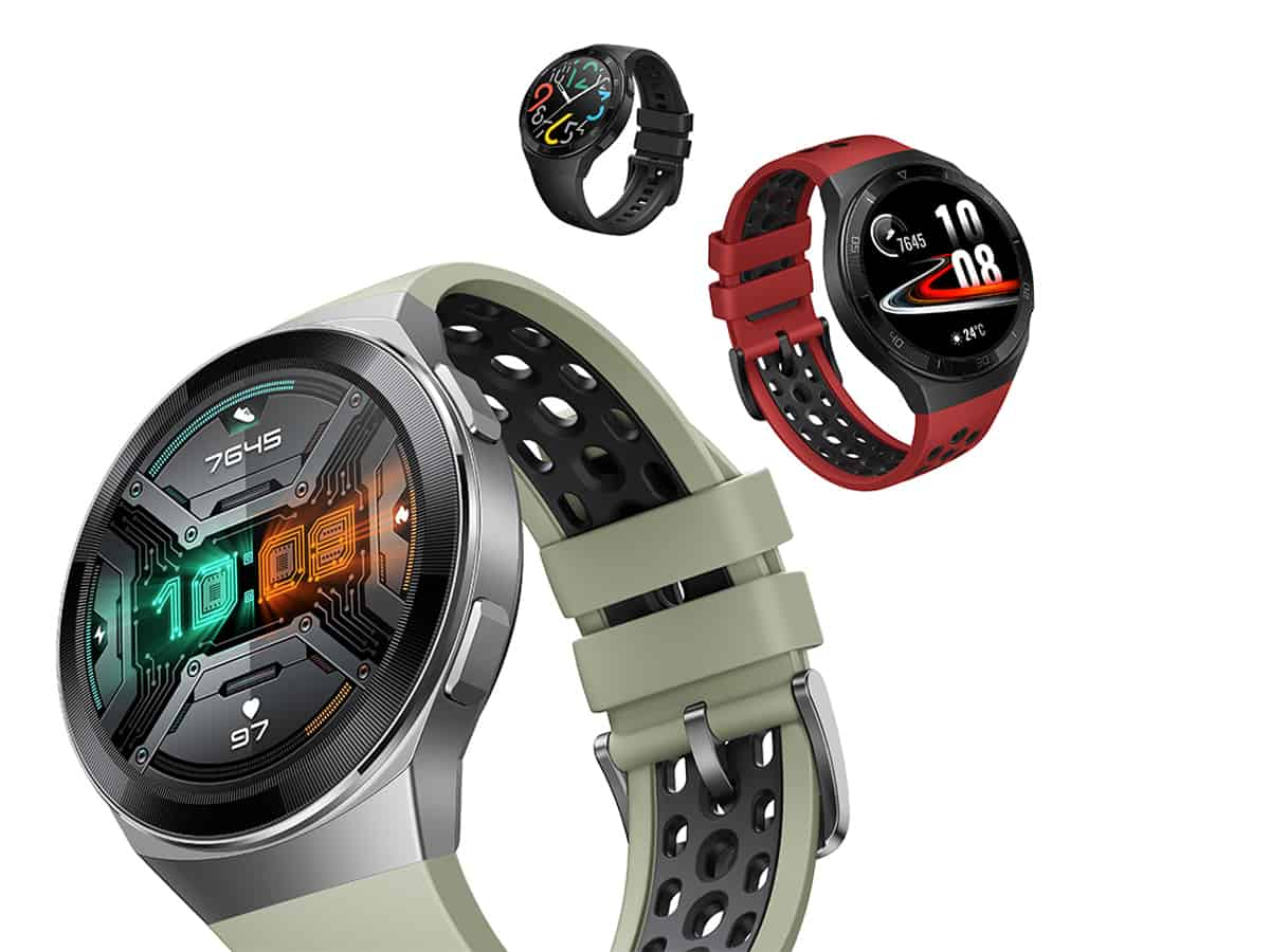 Huawei Watch GT 2e: Your professional workout buddy
