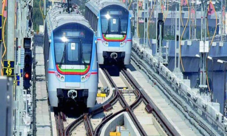 Hyderabad Metro Rail ticket fares