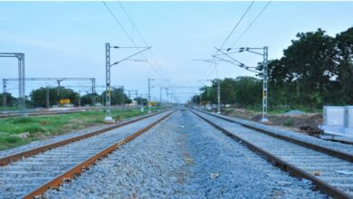 Photo of Chigicherla and Zangalapalli rail link on track for completion