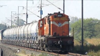 Photo of Special milk train crosses 1 crore litre mark
