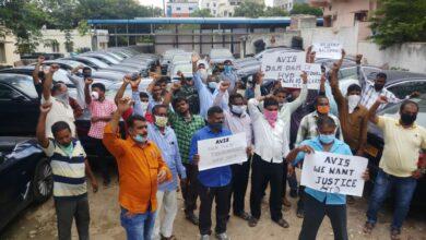 Photo of Telangana drivers yearn for salaries