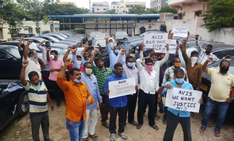 Telangana drivers yearn for salaries