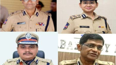 Photo of Hyderabad: 4 IPS officers in Telangana promoted