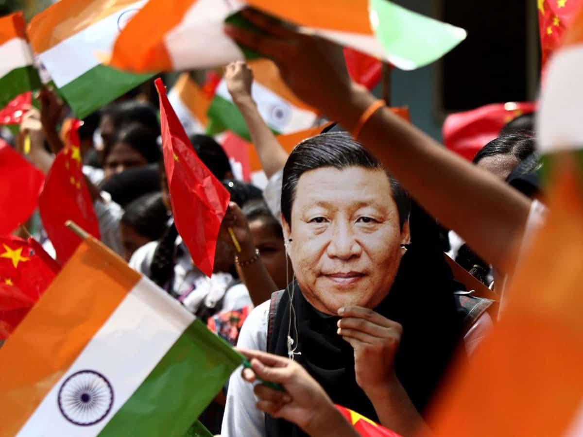 China has India in its Crosshairs, We Need to Stand Up