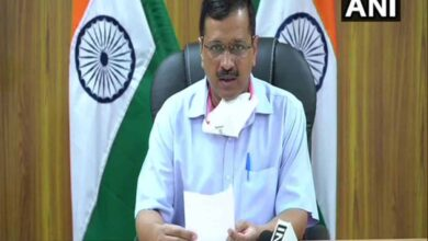 Photo of Kejriwal complains of fever, cough; to get tested for COVID-19