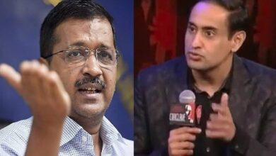 Photo of Kejriwal publicly insults anchor Rahul Kanwal, Twitter reacts
