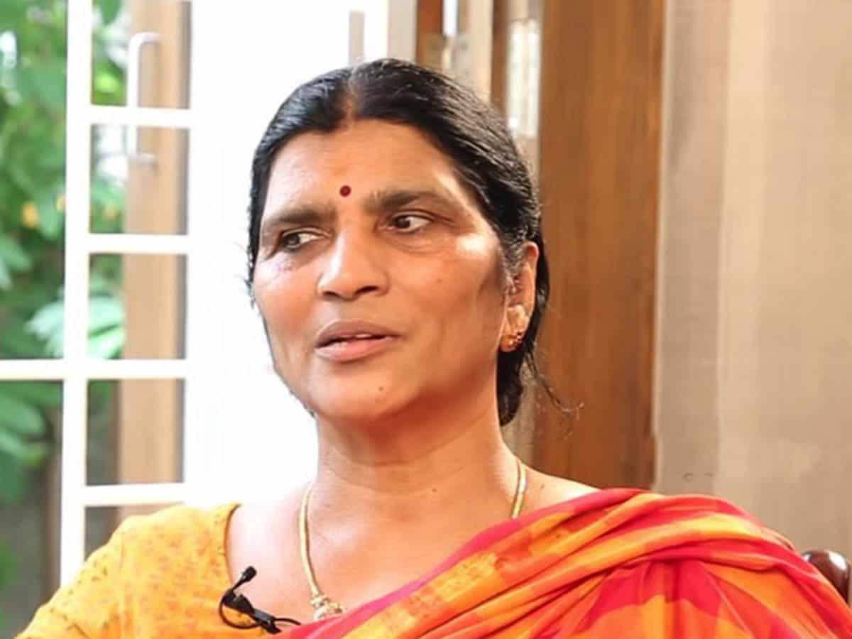 The rise and fall of Lakshmi Parvathi