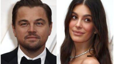 Photo of Leonardo DiCaprio celebrates girlfriend Camila Morrone's birthday