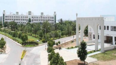 Photo of Admissions open for MA, PhD in Women's Studies at MANUU