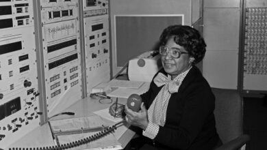 Photo of NASA names HQ after its first black female engineer