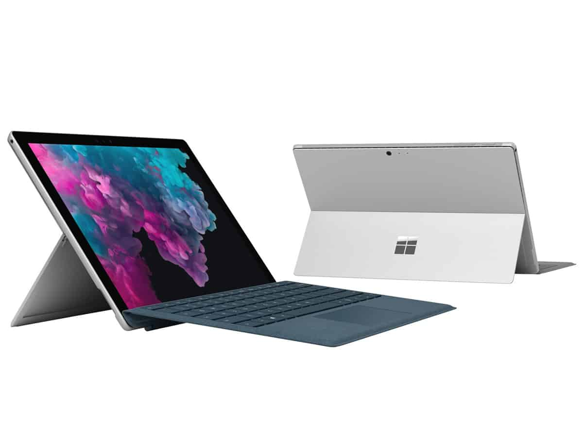 Microsoft Surface Pro 7: Enjoy optimum work-life balance