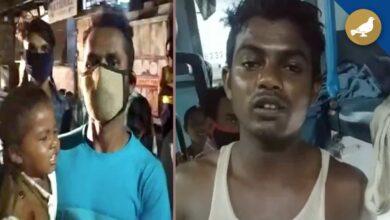 Photo of Odisha migrants, stranded in Telangana, make desperate journeys