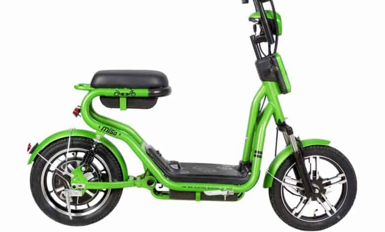 Gemopai Electric launches e-scooter Miso in India for Rs 44,000