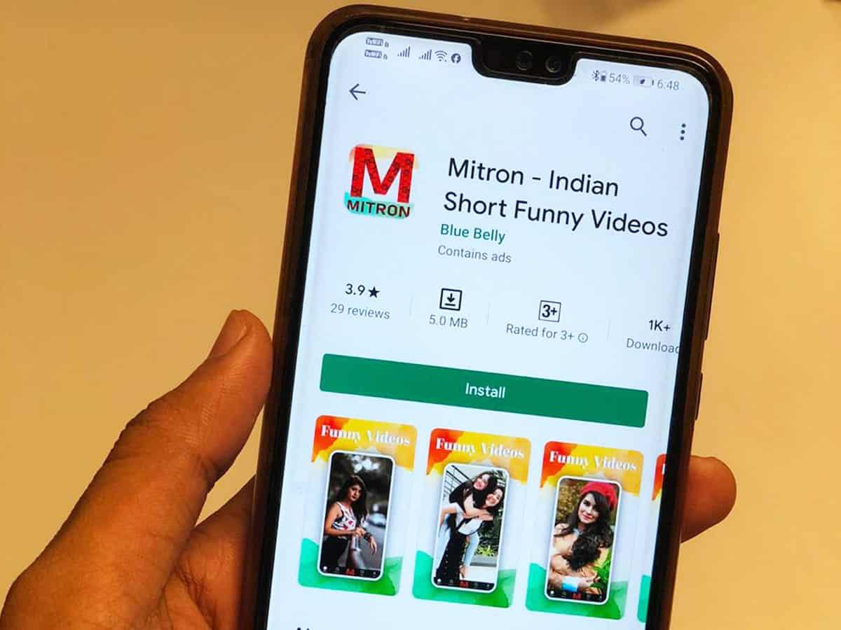 Mitron app puts user accounts at risk