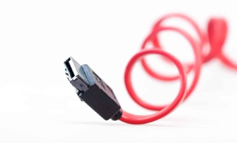 Mobile charger cord