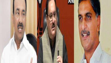 Photo of Telangana ministers slam Nadda for 'irresponsible' statement