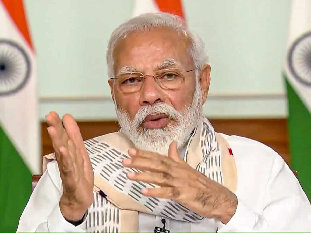 Modi warns China: India capable of giving a befitting reply