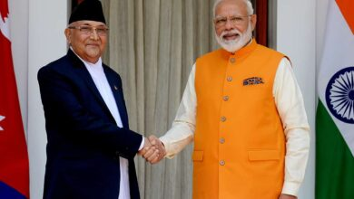 Photo of Nepal hitting at India, prompted by China?