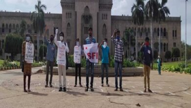 Photo of TS: OU Students demand semester fee waiver
