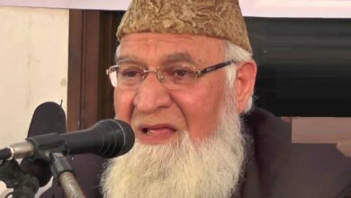 Senior leader of Jamaat-e-Islami Moulana Qasmi passes away