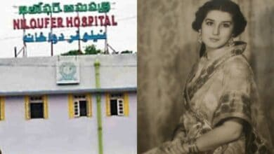 Photo of The history of Niloufer Hospital