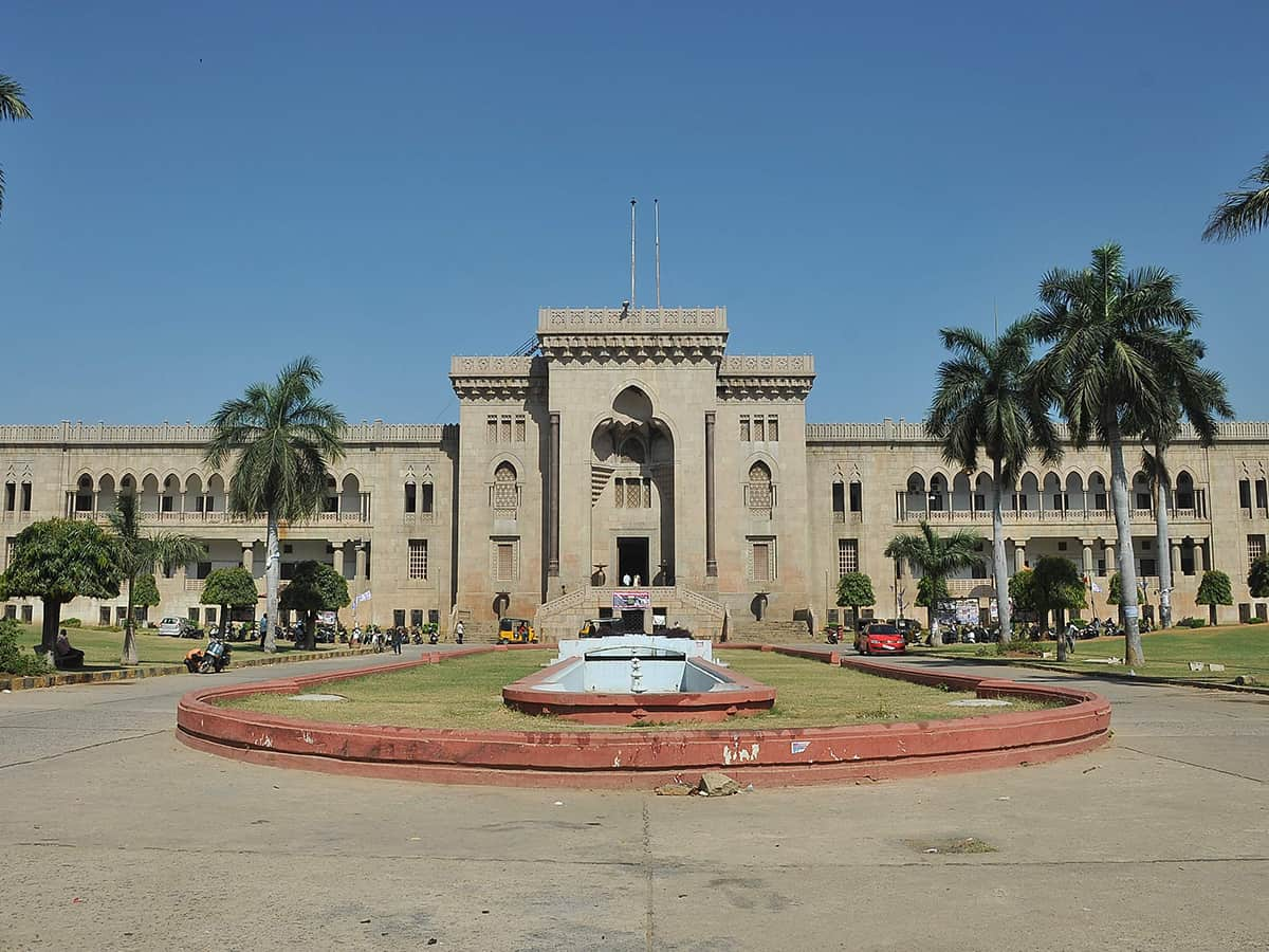 Story of Osmania University Journalism School