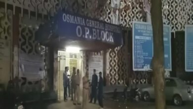 Photo of Osmania Hospital declares woman patient dead; resumes treatment later
